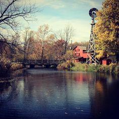 Bristol Indiana -- Bonneyville Mill Elkhart Indiana, Windmills, Us Travel, Bristol, Barns, Wander, Runners, Exploring, Beaches