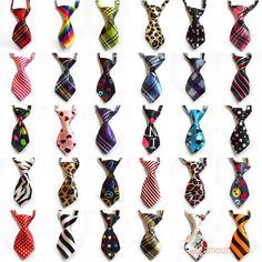 5 por atacado-100PCS ajustável cão gato do animal de estimação adorável adorável postura laço gravata
