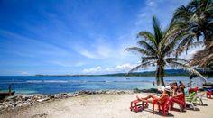 Beach San Blas Island By Speedboat