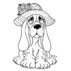 .... cute without the hat... barnyard dog