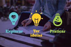 Blog da Pipa Comunicação: Explorar, ter ideias e praticar