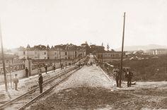 1900 - Rua Barão de Limeira.