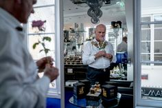 Roja Dove, a Master Tailor (of Scent) - The New York Times