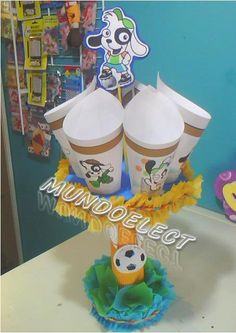 Combo Piñata Chupetero Cotillones Torre Doki Ss13 - Barinas - Barinas - Niños - Bebés