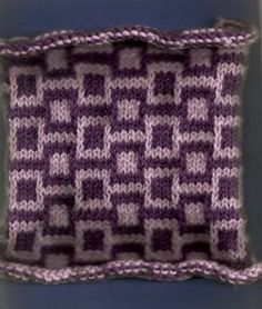 Learn-to-Knit Afghan | The Loose Knitter