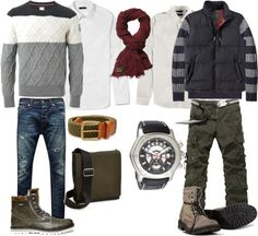 A fashion look from August 2014 featuring Ebel watches. Browse and shop related looks. Fashion Looks, Mens Fashion, August 2014, Men's Style, Behavior, Collection, Shopping, Dan, Menswear