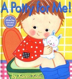 A Potty for Me!: A Lift-the-Flap Instruction Manual by Karen Katz, http://www.amazon.com/dp/0689874235/ref=cm_sw_r_pi_dp_Hthfqb1YBVAA4