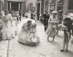 Never-Before-Seen Photos From Princess Diana's Wedding Have Been Released