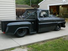 '50's Chevy Pick Up to go please