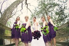 Wedding Photography - Silly Girls