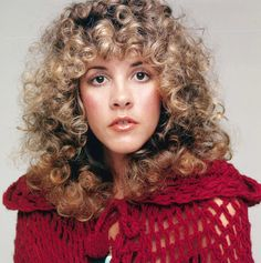 Perfect Stevie and her amazing curls! ♥                              …