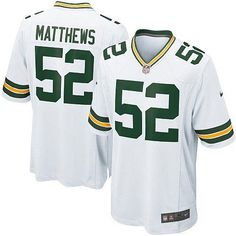 Shop for Official Youth Nike Green Bay Packers  52 Clay Matthews Limited  White Color Jersey 615aa04de