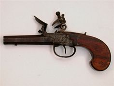 Antique Pistols, Antique Revolvers, Antique Hand Guns and Appraisals