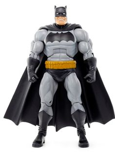 "DC Batman Unlimited Dark Knight Returns BATMAN 6"" Action Figure universe Mattel"