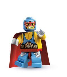 Real Genuine Lego 8683 Series 1 Minifigure no 3 Caveman