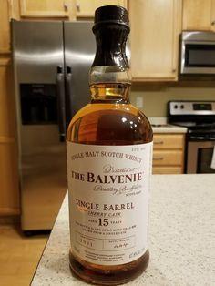 Review #1 - Balvenie 15 - Sherry Cask http://ift.tt/2p4ZvYH