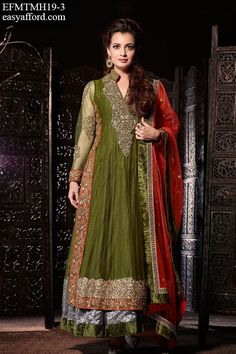 #AnarkaliSuit‬ ‪#DiaMirza‬ ‪#bollywoodwear #indianwear #‎ethnicwear‬ ‪#‎partywear‬ Today's Price Rs. 6615/- For Buy Call or Whatsapp 08968017642, 07837409851 or Click the below link http://easyafford.com/anarkali-suits/1471-dia-mirza-stone-work-green-designer-anarkali-suit.html