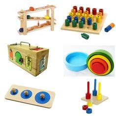 Montessori toys 1 year old