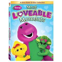 barney in this moment walmart dvd set giveaway movies cool things - Barney Christmas Movie