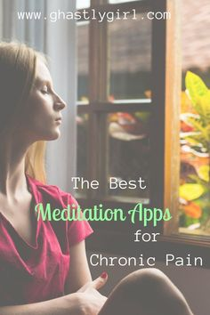 Are you living with chronic pain from Fibromyalgia or other chronic illness? Learn our favorite apps to use meditation and mindfulness for severe pain management. #chronicpain #chronicillness #fibromyalgia #spoonies