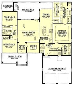 Sopris Homes Durango Model Like entry from garage drop zone