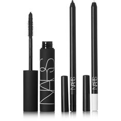 NARS Unexpected Eyeliner Kit (245 BRL) ❤ liked on Polyvore featuring beauty products, makeup, eye makeup, beauty, cosmetics, filler, nars cosmetics and long wear makeup