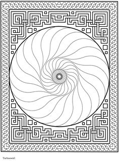 welcome to dover publications creative haven modern mandalas coloring book - Modern Patterns Coloring Book