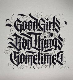 Good Girls by Daniel Letterman