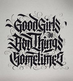 Good Girls by Daniel Letterman