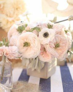 REVEL: Nautical Navy + Blush Wedding Inspiration