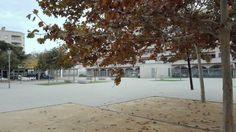 Otoño en la Plaza de la Libertad de Almoradí. 10 años después de nuestro proyecto