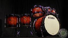 Greenbrier Music - Tama Starclassic B/B Limited Edition 7pc Drum Set w/ Snare, Quilted Mocha Burst, $2,839.99 (http://www.greenbriermusic.com/tama-starclassic-b-b-limited-edition-7pc-drum-set-w-snare-quilted-mocha-burst/)