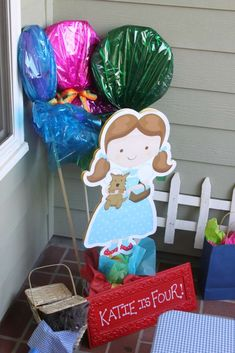 Wizard of Oz Birthday Party Ideas | Photo 53 of 58 | Catch My Party