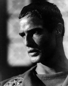 Marlon Brando • In Julius Caesar by Joseph Mankiewicz 1953