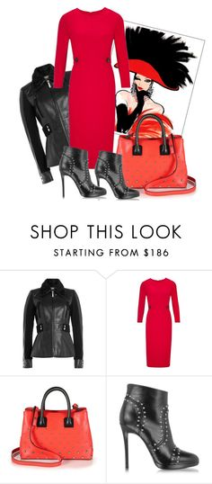 """""""Untitled #2938"""" by julinka111 ❤ liked on Polyvore featuring Just Cavalli, Viyella, Milly and Pinko"""