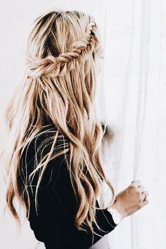 #hairinspo #hairinspiration #blonde | Pinterest + Insta @britstrawbridge