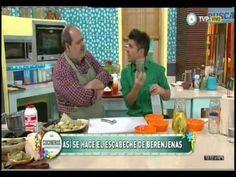 Escabeche de berenjenas - Recetas – Cocineros Argentinos