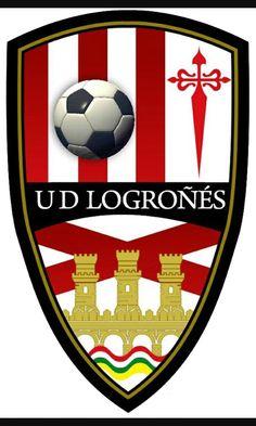 f68961784 UNIÓN DEPORTIVA LOGROÑES Football Team Logos