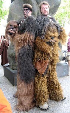 Wookiee   hellowolf007   Flickr