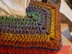 Tissue Box Cover Crochet