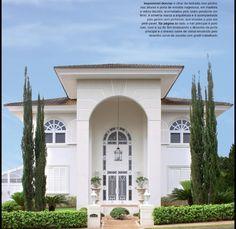 Fachada clássica / Revista InterArq