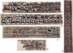 The Överhogdal Viking wall-hangings. Links to scholarly article about other textiles made with hemp