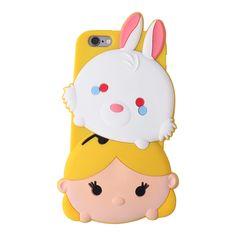 Alice in Wonderland Tsum Tsum Phone Case