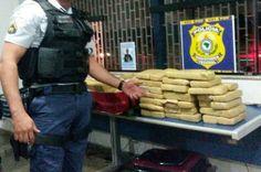 Polícia apreende 50 kg de maconha com duas mulheres na BR-020 - http://noticiasembrasilia.com.br/noticias-distrito-federal-cidade-brasilia/2014/07/25/policia-apreende-50-kg-de-maconha-com-duas-mulheres-na-br-020/