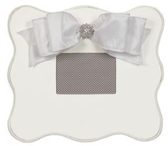 White Scalloped Picture Frame from www.twinkletwinklelittleone.com
