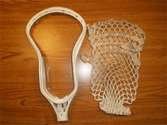 How to String a Lacrosse Stick