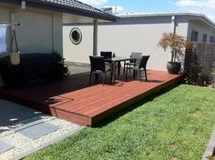 Decking Ideas by i dig Landscaping