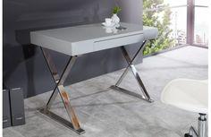 Bureau Design, H Design, Kare Design, Office Desk, Nightstand, Furniture, Home Decor, Gray, Desk Nook