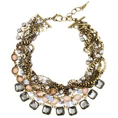 Multi-Strand Signature Torsade Necklace order yours today at >> https://www.chloeandisabel.com/boutique/kimberlymcdaniel#33391