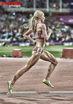 Not all long distant runners are scrawny... http://www.stayfitbuzz.com/I-squat-more-than-your-girl-friend